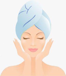 Limpieza facial diaria paso a paso
