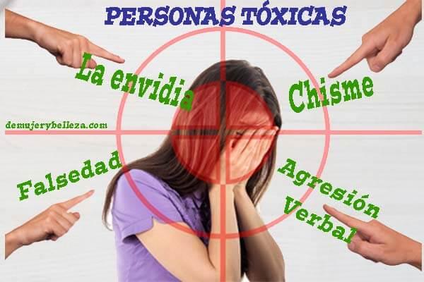 13 tipos de personas toxicas en nuestras vidas