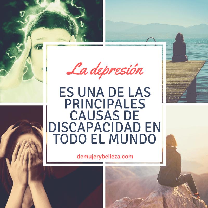 Que es la depresión y sus síntomas